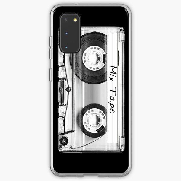 Audio Cassette / Mix Tape iPhone Case Samsung Galaxy Soft Case