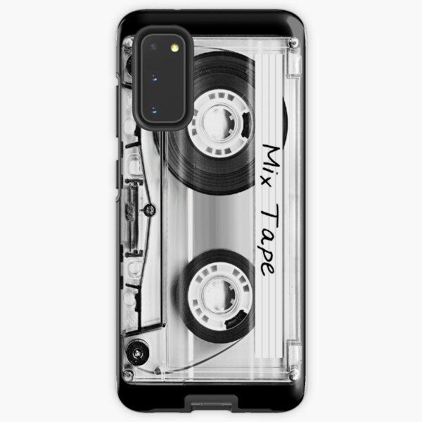 Audio Cassette / Mix Tape iPhone Case Samsung Galaxy Tough Case