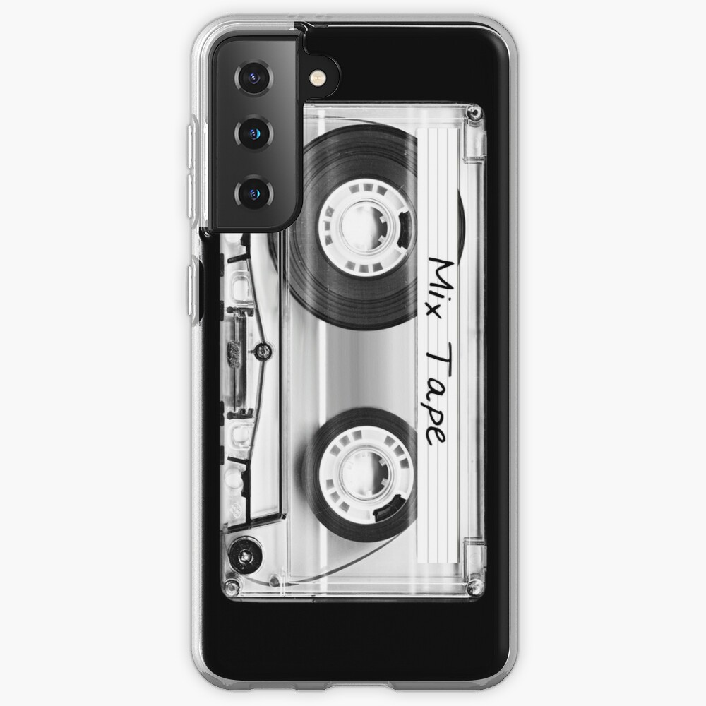 Audio Cassette / Mix Tape iPhone Case Case & Skin for Samsung Galaxy