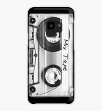 Audio Cassette / Mix Tape iPhone Case Case/Skin for Samsung Galaxy