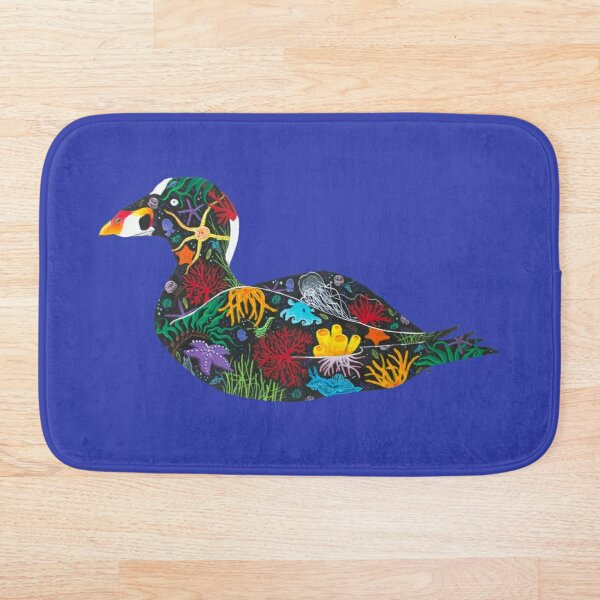 Ocean Surf Scoter Bath Mat