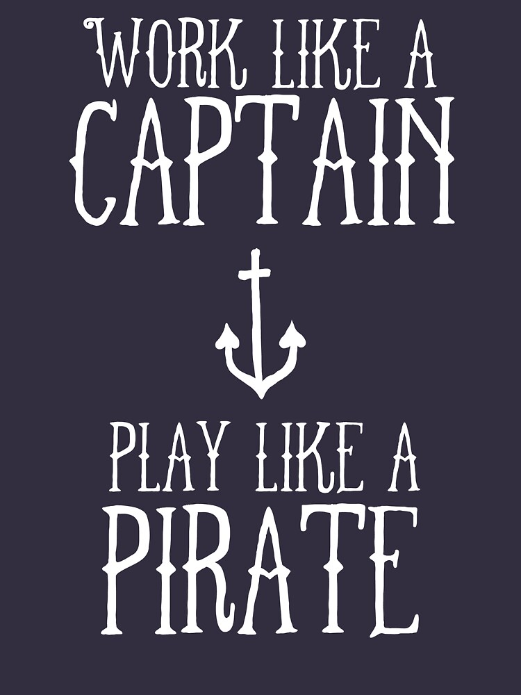 Play Like A Pirate | Unisex T-Shirt