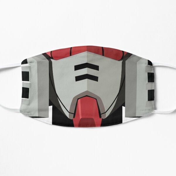 Mascarilla Gundam RX-78 Mascarilla plana