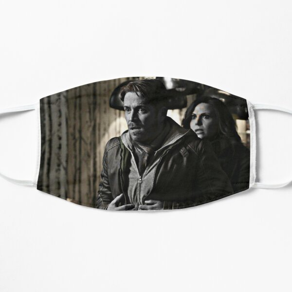 Outlaw Queen Flat Mask