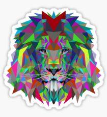 Lion-Evolution Sticker