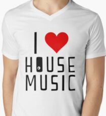 i love house music T-Shirt