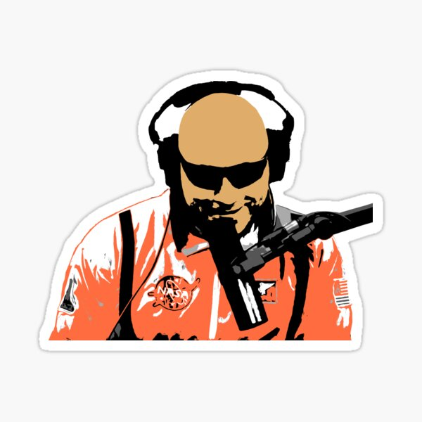 Animated Joe Rogan  Sticker