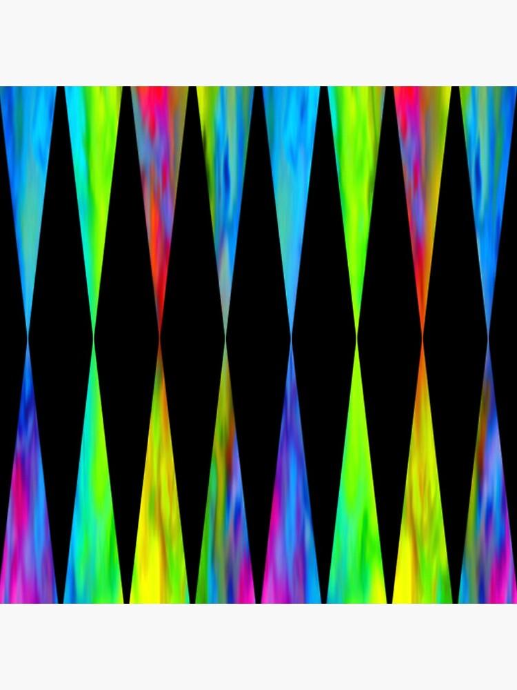 Rainbow Fiesta by ColsCreations