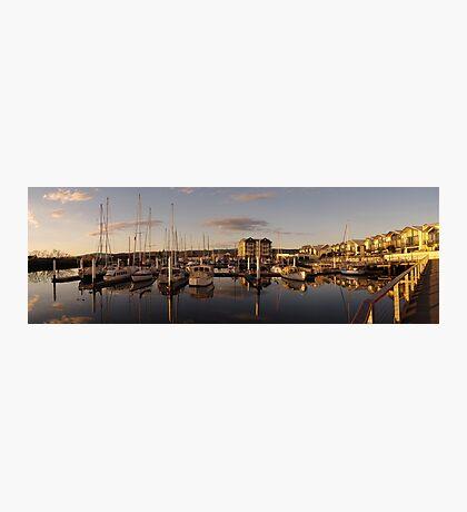 Seaport Harbour - Launceston, Tasmania Photographic Print