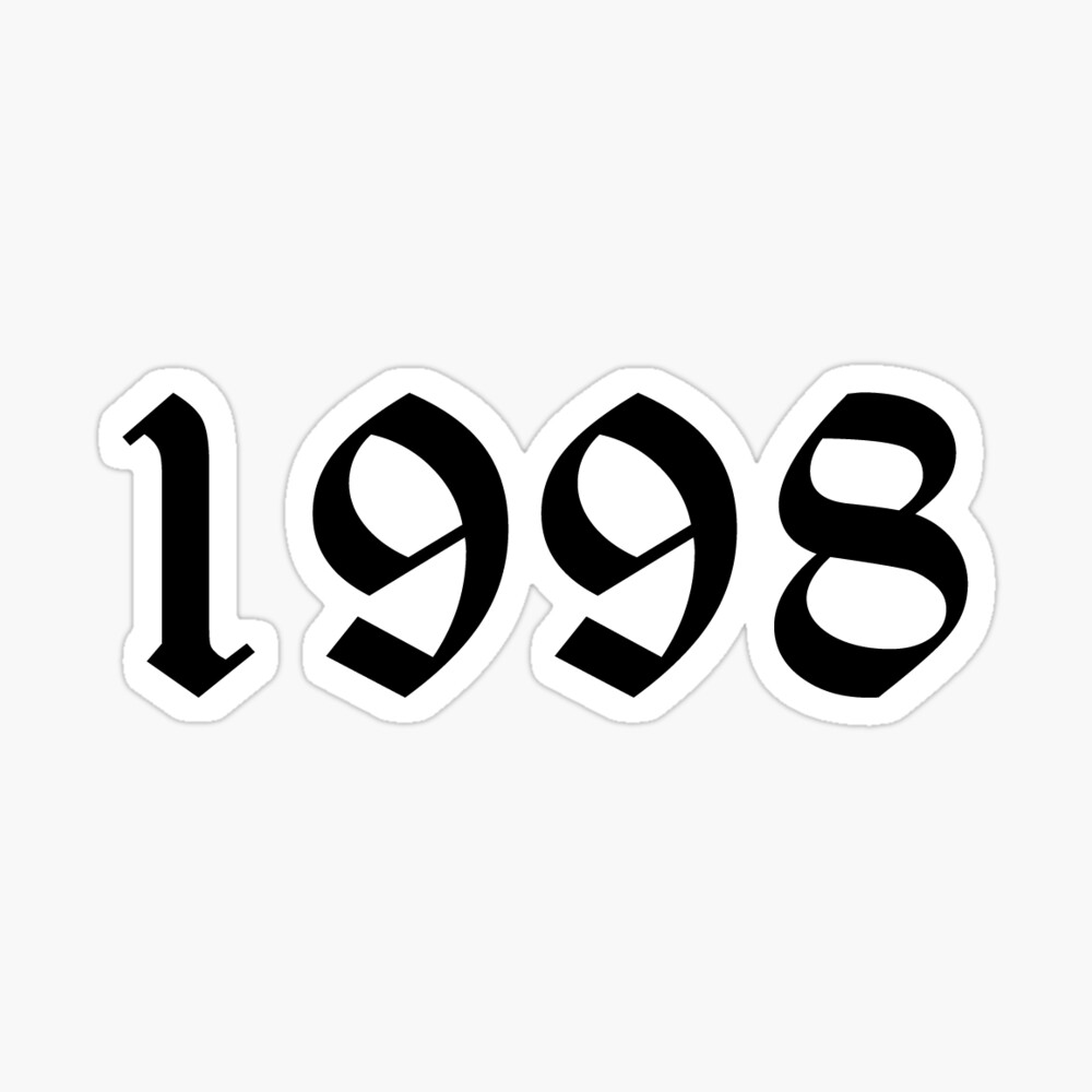 """1998 old english design"""" Pin by EllaCat98 