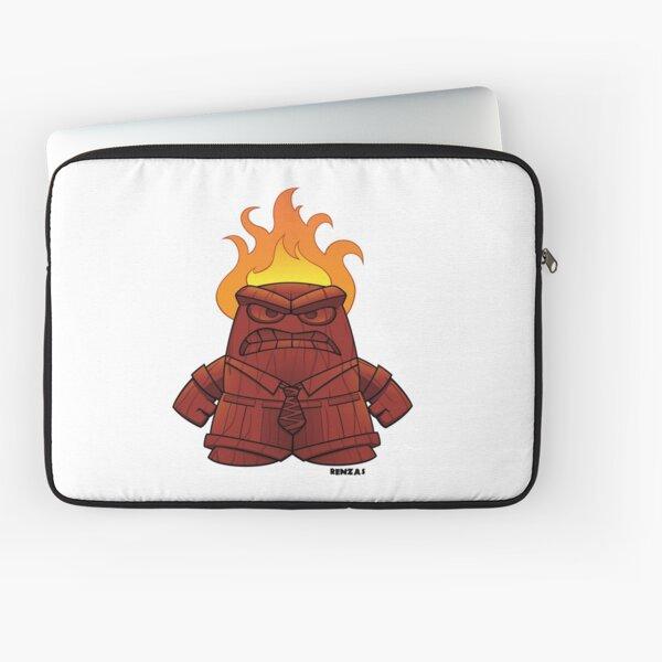 Tiki God of Anger Laptop Sleeve