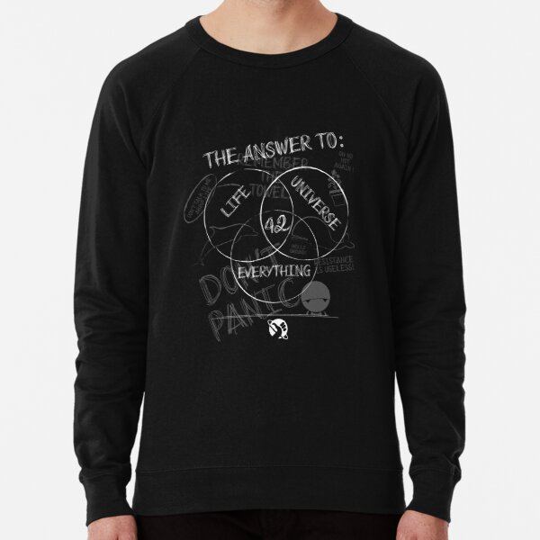 the answer is... Lightweight Sweatshirt