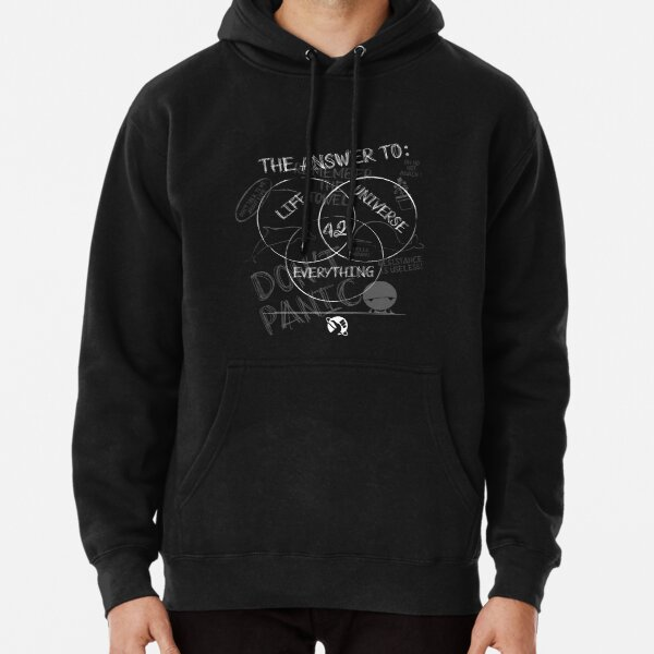 the answer is... Pullover Hoodie