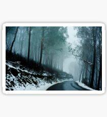 0233  Into a cold dark place   [e] Sticker