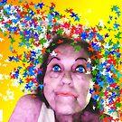 just me by Lazarita Betancourt