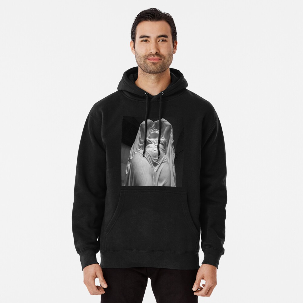 Undine Rising from the Waters. Chauncey Bradley Ives Pullover Hoodie