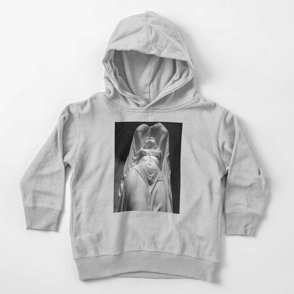 Undine Rising from the Waters. Chauncey Bradley Ives Toddler Pullover Hoodie