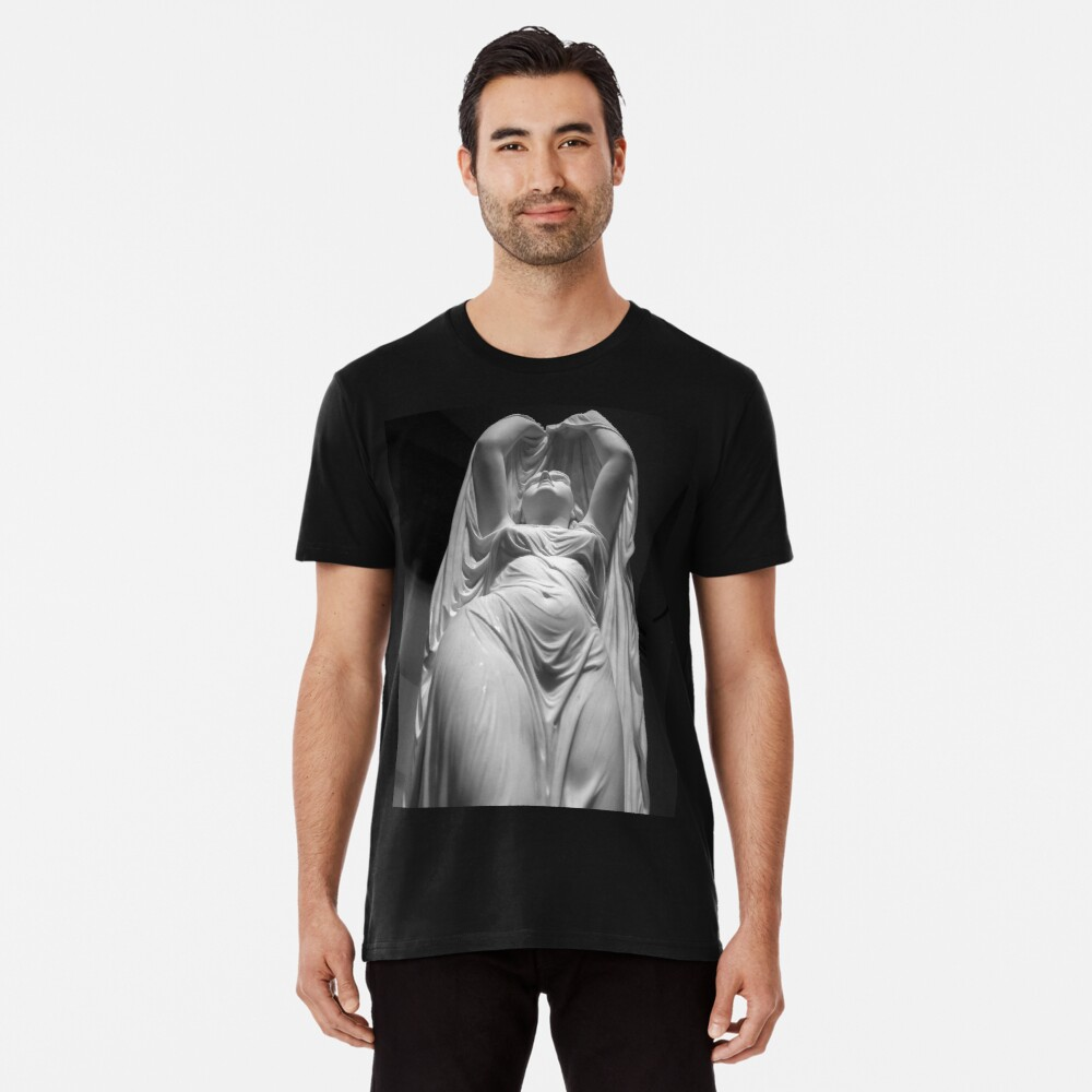 Undine Rising from the Waters. Chauncey Bradley Ives Premium T-Shirt