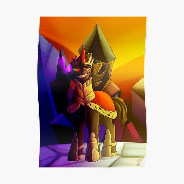 King of Crystals Poster
