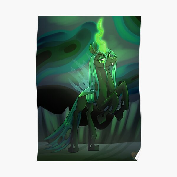 Changeling Queen Poster