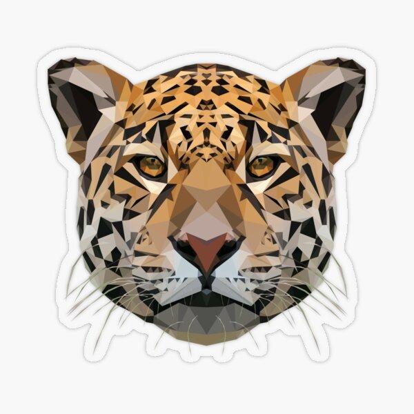 Jaguar Transparent Sticker