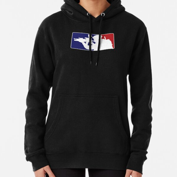 Major League fill in the blank... Pullover Hoodie