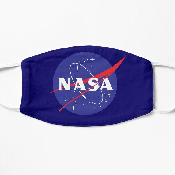 Nasa insignia Flat Mask