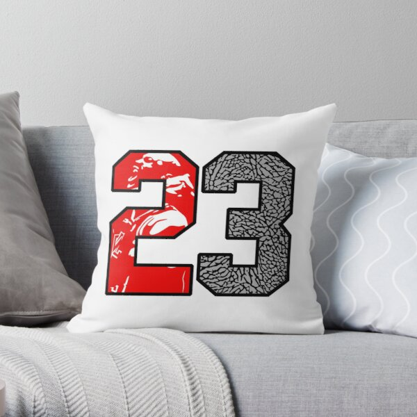 23 Cement Throw Pillow