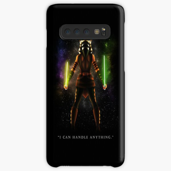 "Ahsoka Tano - ""I Can Handle Anything"" Samsung Galaxy Snap Case"