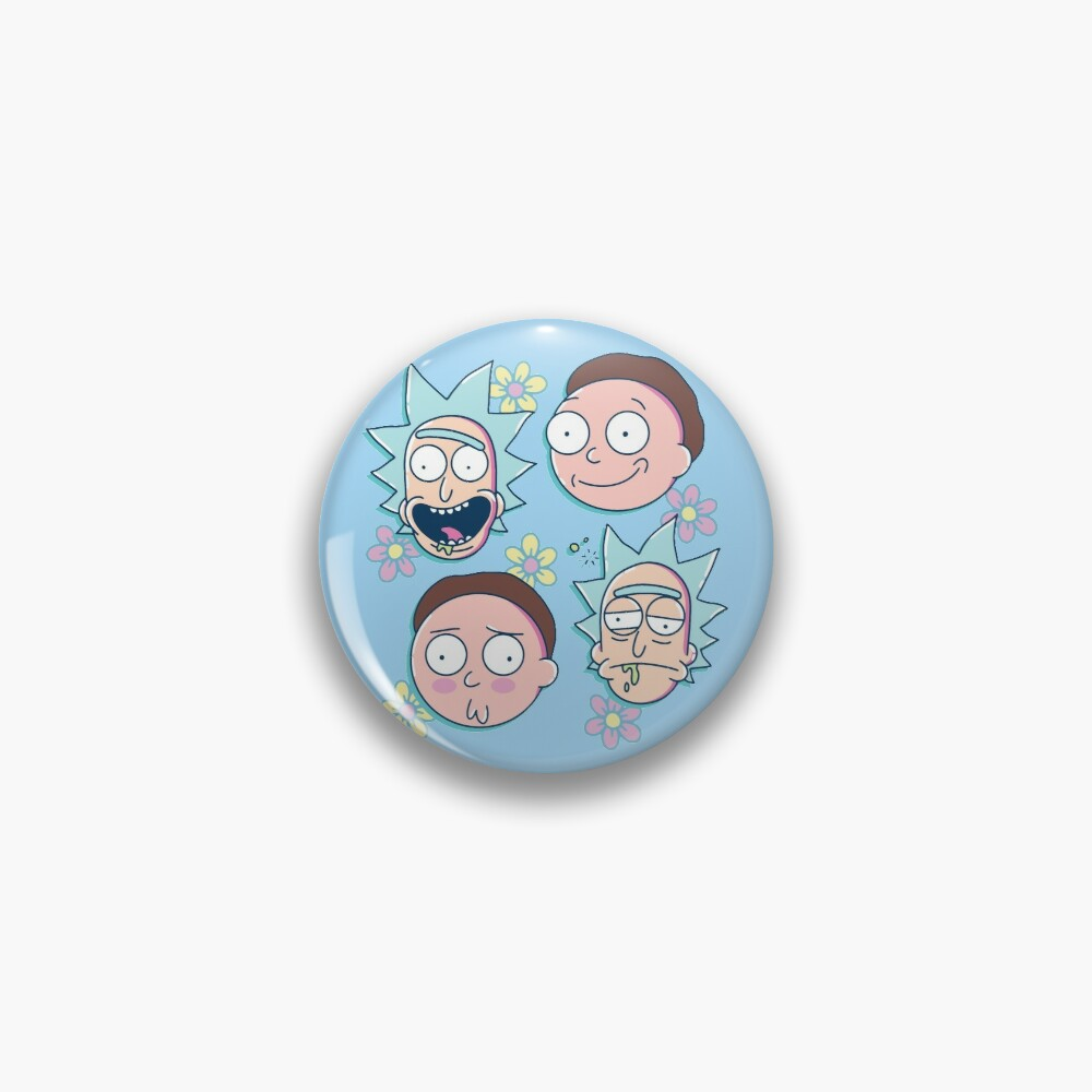 Rick & Morty Pin