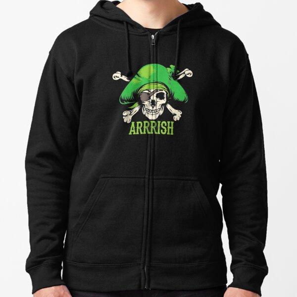 z-candy Irish St.Patricks Day Hoodie Safety First Drink with A Plumber