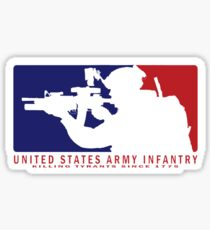 United States Army Infantry Sticker