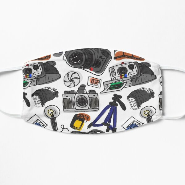 Photographer's Toolbox (Color) Flat Mask