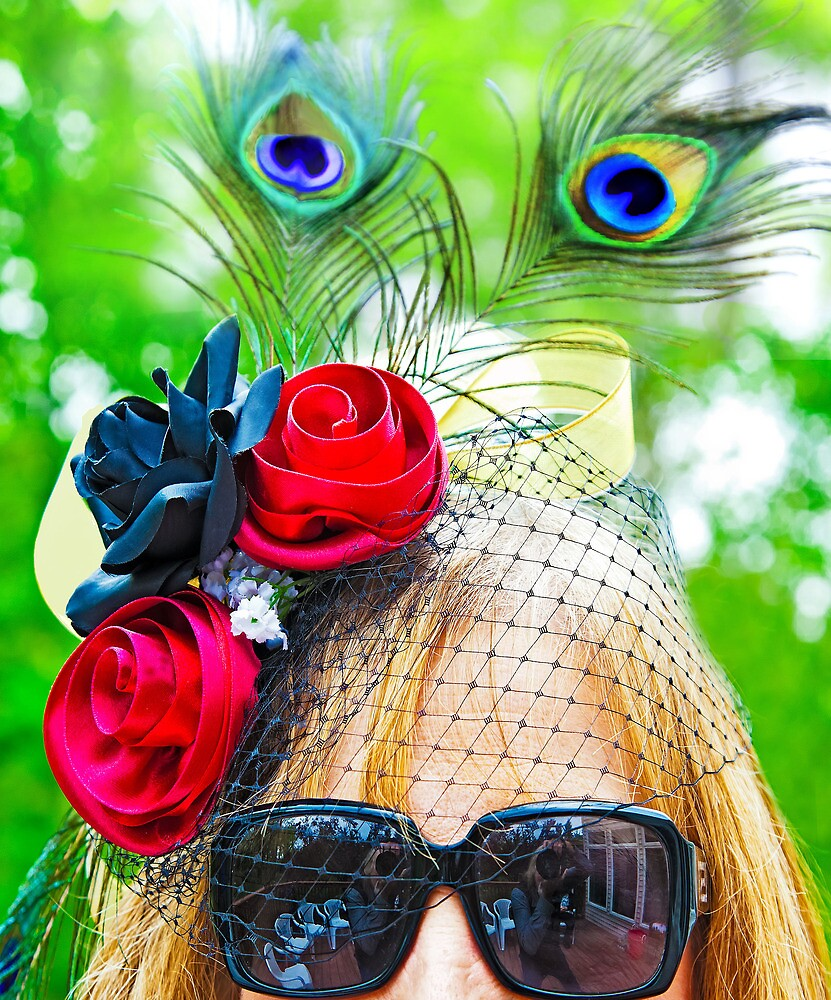 The Fascinator by Richard Earl