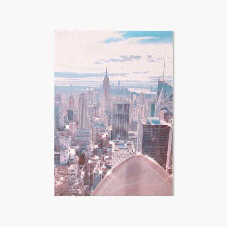 IN NEW YORK Art Board Print