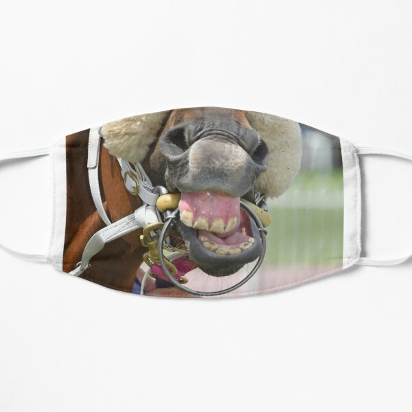 Horse laughing Mask