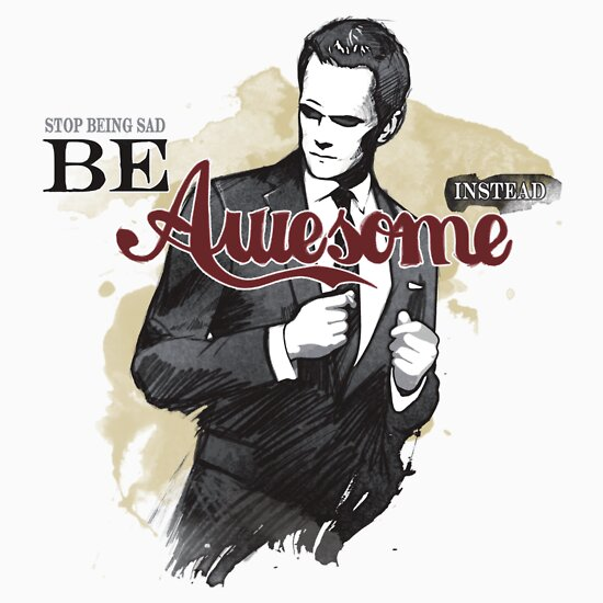 TShirtGifter presents: Be Awesome