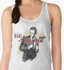 Be Awesome Women's Tank Top