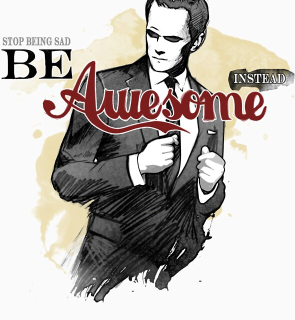 Be Awesome by jimiyo