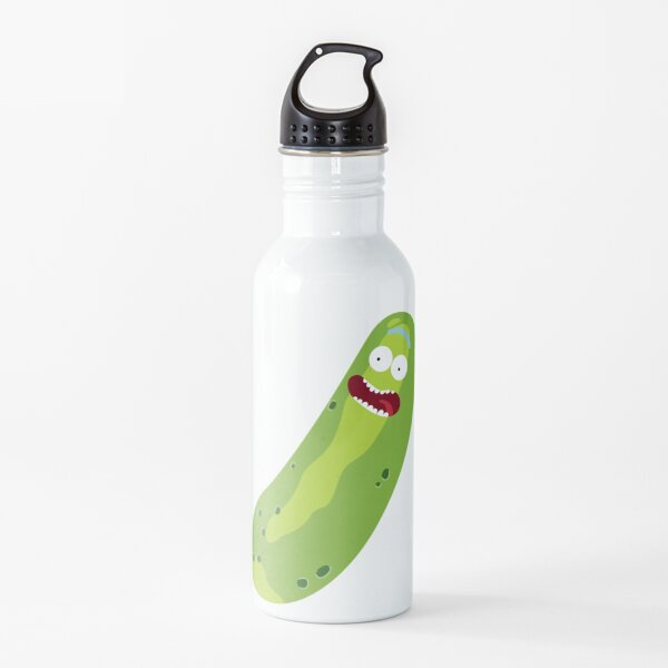 It's Pickle Rick! (Rick & Morty) Water Bottle