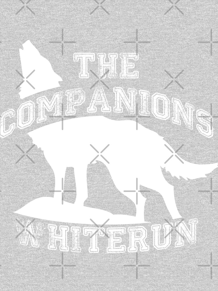 The companions of Whiterun - White by LabRatBiatch