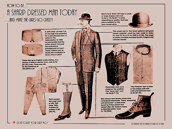 sharp dressed man by Loui  Jover