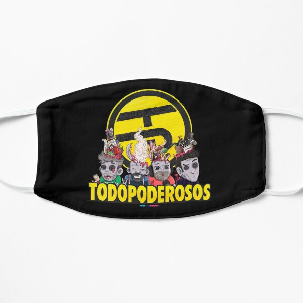 Todopoderosos by Fran Ferriz Mascarilla