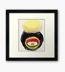Jar Framed Print
