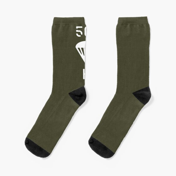 Band of Brothers - Easy Company - Sign Socks
