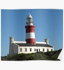 Cape Agulhas Lighthouse 1849 Poster