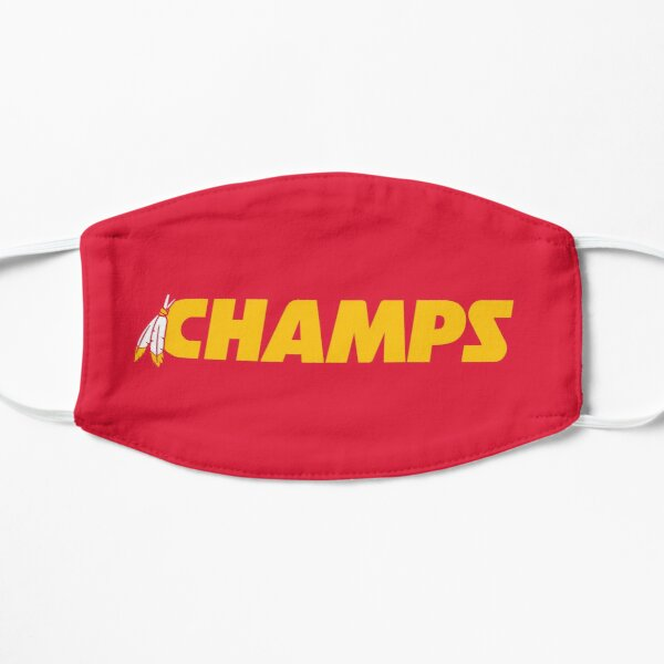 KC Champs - Red Mask