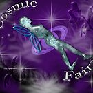 Cosmic fairy. by JELProductions