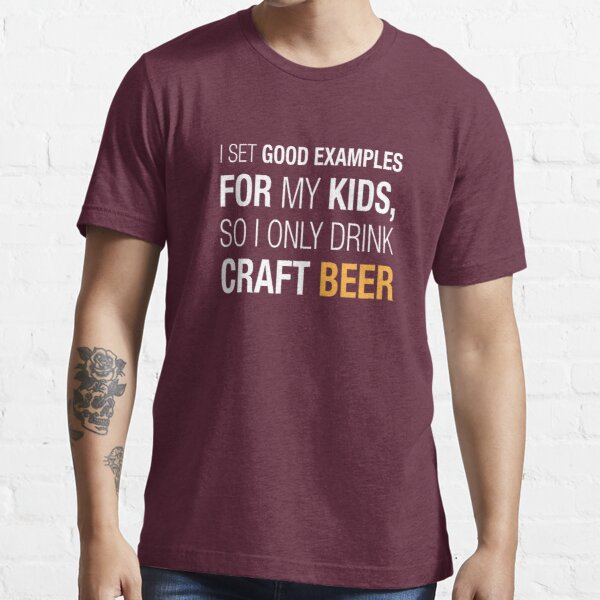 Craft Beer Essential T-Shirt
