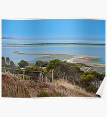 Reeves Point Poster